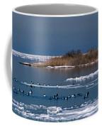 Open Water Coffee Mug by Skip Willits