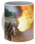 Ouch Coffee Mug by Thomas Woolworth