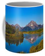 Oxbow Bend II Coffee Mug by Robert Bales
