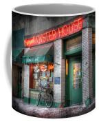 Oyster House Coffee Mug by Lori Deiter