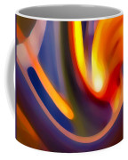 Paradise Creation Coffee Mug by Amy Vangsgard