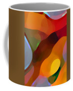 Paradise Found Tall Coffee Mug by Amy Vangsgard