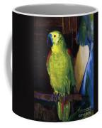 Parrot Coffee Mug by George Wesley Bellows