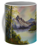 Pastel Skies Coffee Mug by C Steele