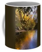 Peace Like A River Coffee Mug by Debra and Dave Vanderlaan