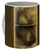 Pears Coffee Mug by Priska Wettstein