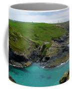 Pendeen Watch To Levant Coffee Mug by Terri Waters