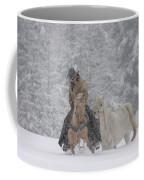 Persevere Through All Coffee Mug by Diane Bohna