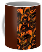 Pharaoh's Dream Coffee Mug by Anastasiya Malakhova