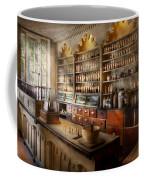 Pharmacist - The Dispensatory Coffee Mug by Mike Savad