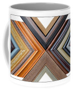 Picture Frame Art Coffee Mug by Susan Leggett