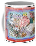Pieces Of April Coffee Mug by Simon Wolter