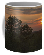 Pine Barrens Sunset Nj Coffee Mug by Terry DeLuco