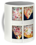 Pizza Coffee Mug by Les Cunliffe