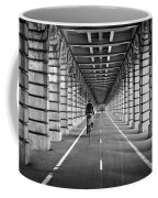 Pont De Bercy Coffee Mug by Delphimages Photo Creations