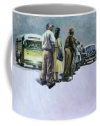 Pools Of Defiance Coffee Mug by Colin Bootman