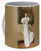 Portrait Of The Countess Of Clary Aldringen Coffee Mug by John Singer Sargent