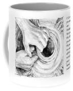 Potter And Clay Coffee Mug by Janet King