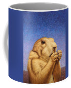 Prairie Dog Coffee Mug by James W Johnson