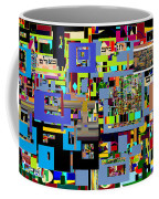 precious is man for he is created in the Divine Image 5 Coffee Mug by David Baruch Wolk