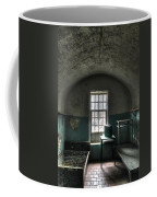 Prison Cell Coffee Mug by Jane Linders