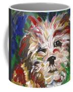 Puppy Spirit 101 Coffee Mug by Linda Mears
