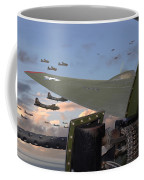 Quiet Before The Storm Coffee Mug by Pat Speirs
