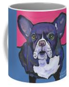 Radar Coffee Mug by Pat Saunders-White