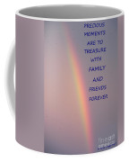 Rainbow Happiness Coffee Mug by Joseph Baril