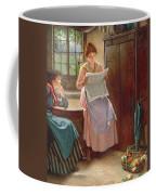 Recent News Coffee Mug by Haynes King
