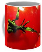 Red Hot Tomato Coffee Mug by Karen Wiles