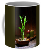 Relaxation And Meditation  Coffee Mug by Olivier Le Queinec