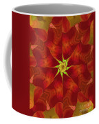 Release Of The Heart Coffee Mug by Deborah Benoit
