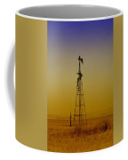 Remains Of An Old Windmill  Coffee Mug by Jeff Swan
