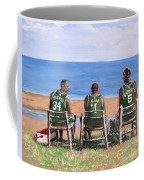 Reminiscing The Good Old Days Coffee Mug by Jack Skinner