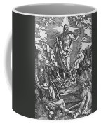 Resurrection Coffee Mug by Albrecht Duerer