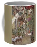 Rethimnon-crete-greece Coffee Mug by Guido Borelli