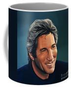Richard Gere Coffee Mug by Paul Meijering