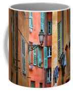 Riviera Alley Coffee Mug by Inge Johnsson