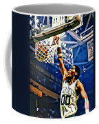 Robert Parish  Coffee Mug by Florian Rodarte