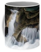 Rocks In Paradise Coffee Mug by Inge Johnsson