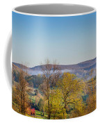 Rolling Hills Coffee Mug by Bill Wakeley