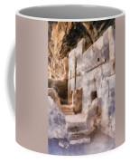Ruins Coffee Mug by Michelle Calkins