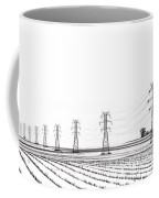 Rural Power Coffee Mug by Steve Gadomski