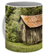 Rustic Coffee Mug by Heather Applegate