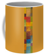 Rustic Layers 2.0 Coffee Mug by Michelle Calkins