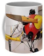 Ryan Pt-22 Recruit Coffee Mug by Michelle Calkins