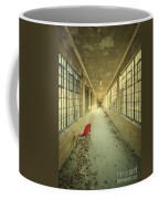 Sadly Acknowledged Coffee Mug by Evelina Kremsdorf