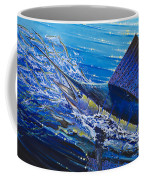 Sail On The Reef Off0082 Coffee Mug by Carey Chen
