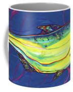 Salmon Of Knowledge Coffee Mug by Derrick Higgins